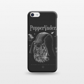 iPhone 5C  Pupper Vader by jackson duarte