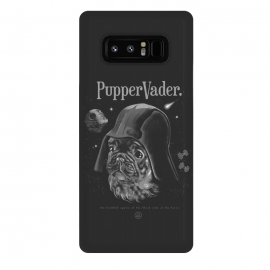 Galaxy Note 8  Pupper Vader by jackson duarte
