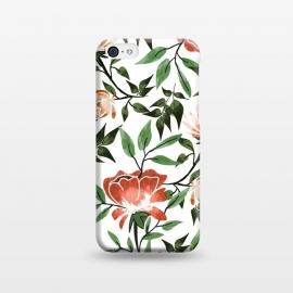 iPhone 5C  Floral Feels by Uma Prabhakar Gokhale