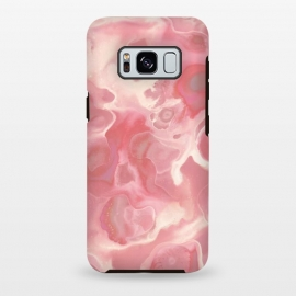 Galaxy S8 plus  Melted Strawberry Cream by