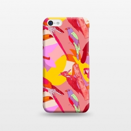 iPhone 5C  Jungle Birds by Nick Cocozza