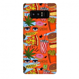 Galaxy Note 8  Munchies by