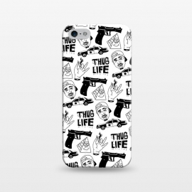 iPhone 5/5E/5s  Thug Life by Nick Cocozza