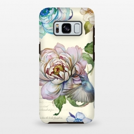 Galaxy S8+  Vintage Rose by Creativeaxle
