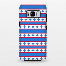 Galaxy S8 plus  LINES STARS PATTERN by