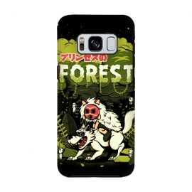Galaxy S8  The Forest Princess by Ilustrata