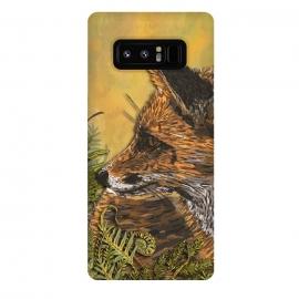 Galaxy Note 8  Ferny Fox by
