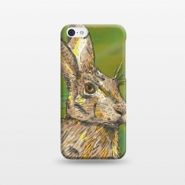 iPhone 5C  Summer Hare by Lotti Brown