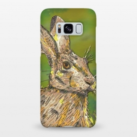 Galaxy S8+  Summer Hare by Lotti Brown