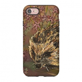 iPhone 8/7  Sweet Hedgehog by Lotti Brown