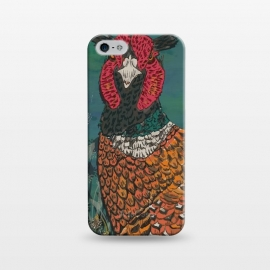 iPhone 5/5E/5s  Funny Pheasant by Lotti Brown