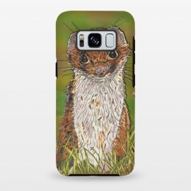 Galaxy S8+  Summer Stoat by Lotti Brown