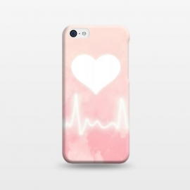iPhone 5C  Heartbeat by Jms