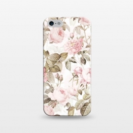 iPhone 5/5E/5s  Pastel Vintage Roses by Utart