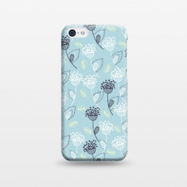 iPhone 5C  Floral Days  by Rose Halsey