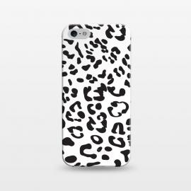 iPhone 5/5E/5s  Leopard Texture 2 by Bledi