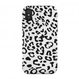 iPhone Xs / X  Leopard Texture 2 by