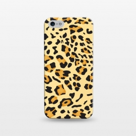 iPhone 5/5E/5s  Leopard Texture 5 by Bledi