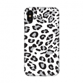 iPhone X  Leopard Texture 6 by Bledi
