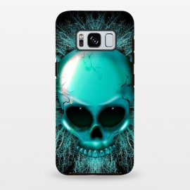 Galaxy S8 plus  Ghost Skull Hologram by