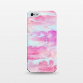 iPhone 5/5E/5s  Pink blue  by Jms
