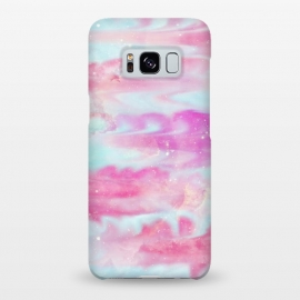 Galaxy S8+  Pink blue  by Jms