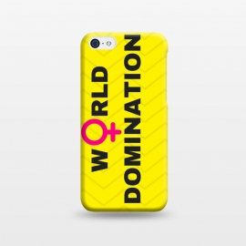 iPhone 5C  world domination by MALLIKA