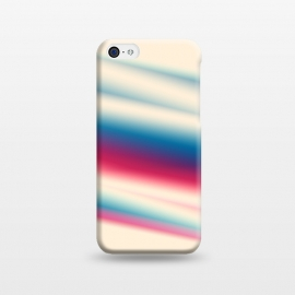iPhone 5C  Retro by Ashley Camille (abstract,streak)