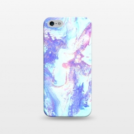 iPhone 5/5E/5s  1815 by Ashley Camille (marble,paint,painting,painted,textured)