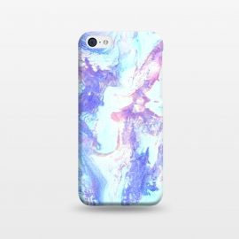 iPhone 5C  1815 by Ashley Camille (marble,paint,painting,painted,textured)