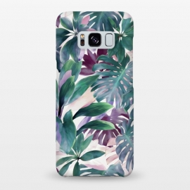 Galaxy S8+  Tropical Emerald Jungle by Micklyn Le Feuvre