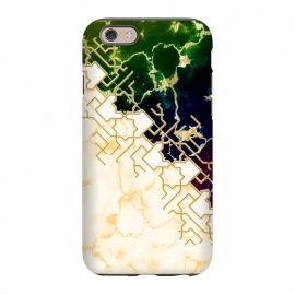iPhone 6/6s  Marble and ocean by Kashmira Baheti