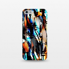 iPhone 5/5E/5s  Psychedelic by
