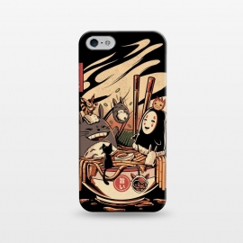 iPhone 5/5E/5s  Ramen pool party by Ilustrata (anime, ramen, lamen, japan, japanese, japanese food, food, anime character, japanese movie)