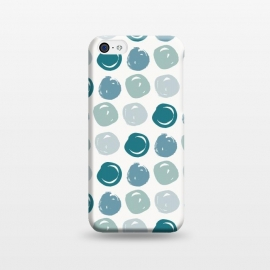 iPhone 5C  Little Circles by Creativeaxle