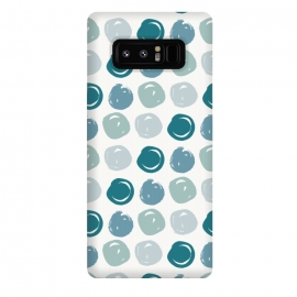 Galaxy Note 8  Little Circles by Creativeaxle