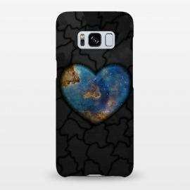 Galaxy S8+  Galaxy heart by Jms