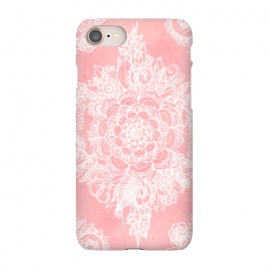 iPhone 8/7  Marshmallow Lace by Micklyn Le Feuvre