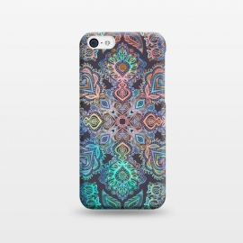 iPhone 5C  Boho Intense by Micklyn Le Feuvre