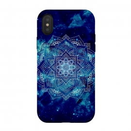 iPhone Xs / X  Mandala galaxy by Jms