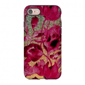 iPhone 8/7  Lacey floral by Kashmira Baheti