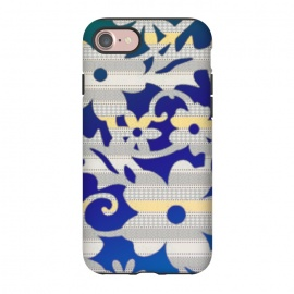 iPhone 8/7  Patterned floral by Kashmira Baheti