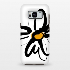 Galaxy S8 plus  Doodle Daisy by