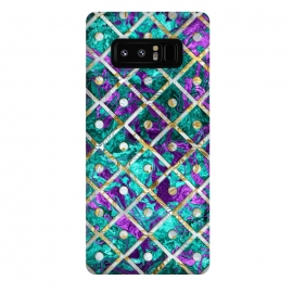 Galaxy Note 8  Pattern LXXXIV by Art Design Works