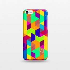 iPhone 5C  Pattern LXXX by Art Design Works