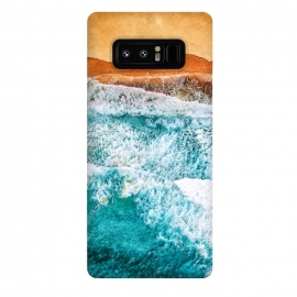 Galaxy Note 8  Tropical VI - Beach Waves II by
