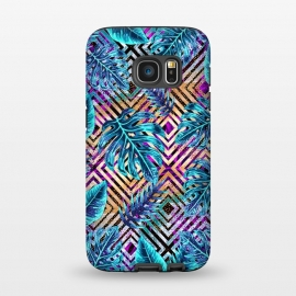 Galaxy S7  Tropical IX by Art Design Works