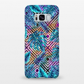 Galaxy S8+  Tropical IX by Art Design Works