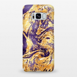 Galaxy S8+  Abstract Marble by Art Design Works