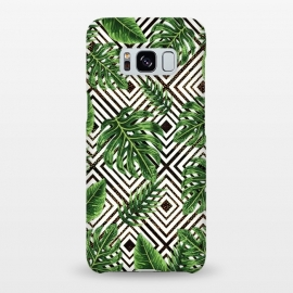 Galaxy S8+  Tropical VII by Art Design Works